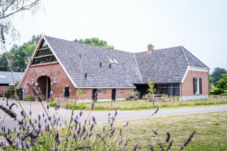 Witstaart monumentale herenboerderij