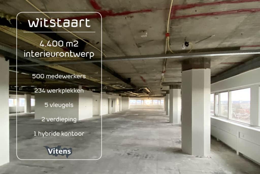 Kantoor Vitens Rijnpoort Arnhem