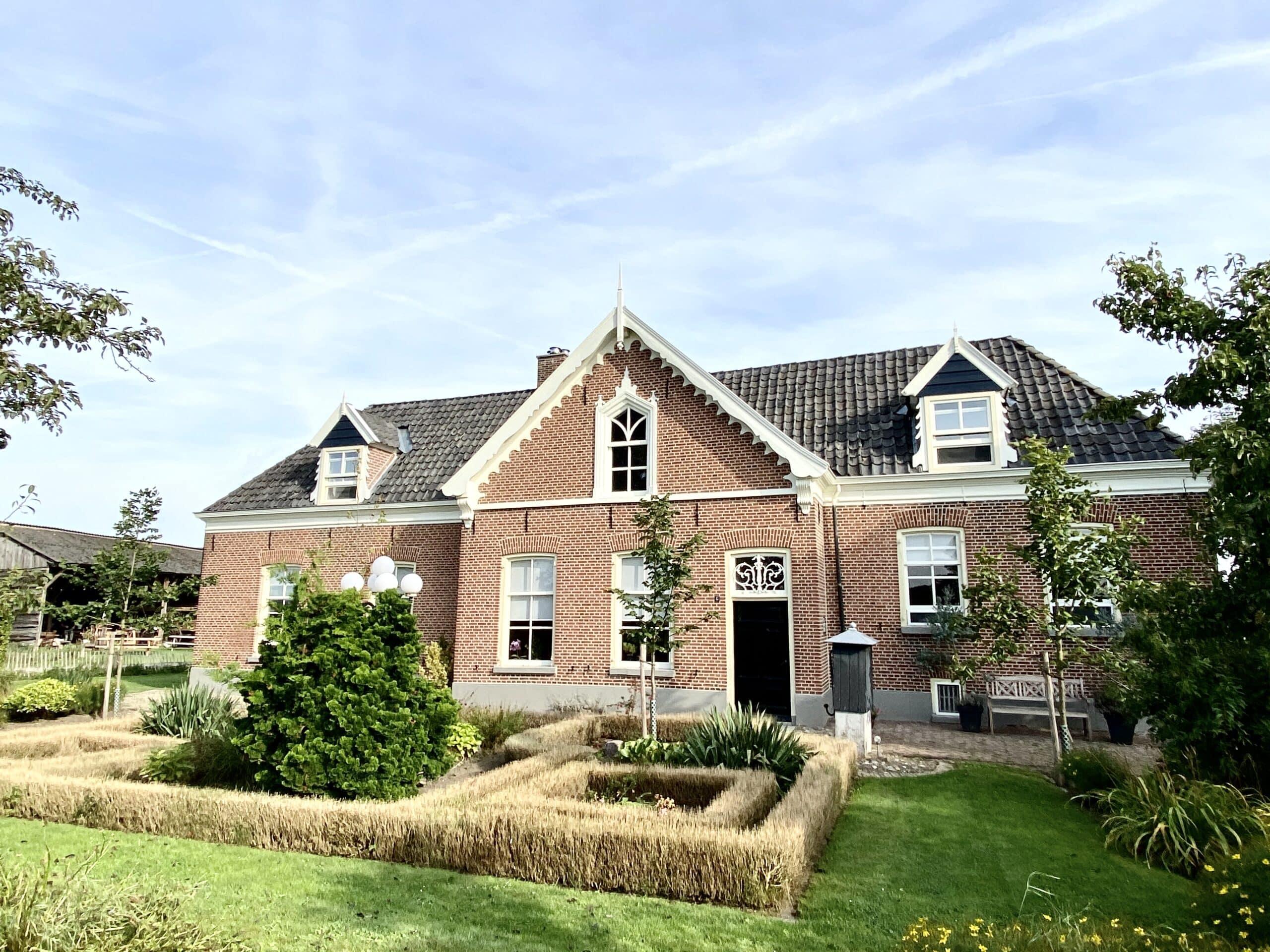 Monumentale herenboerderij Geesteren Achterhoek